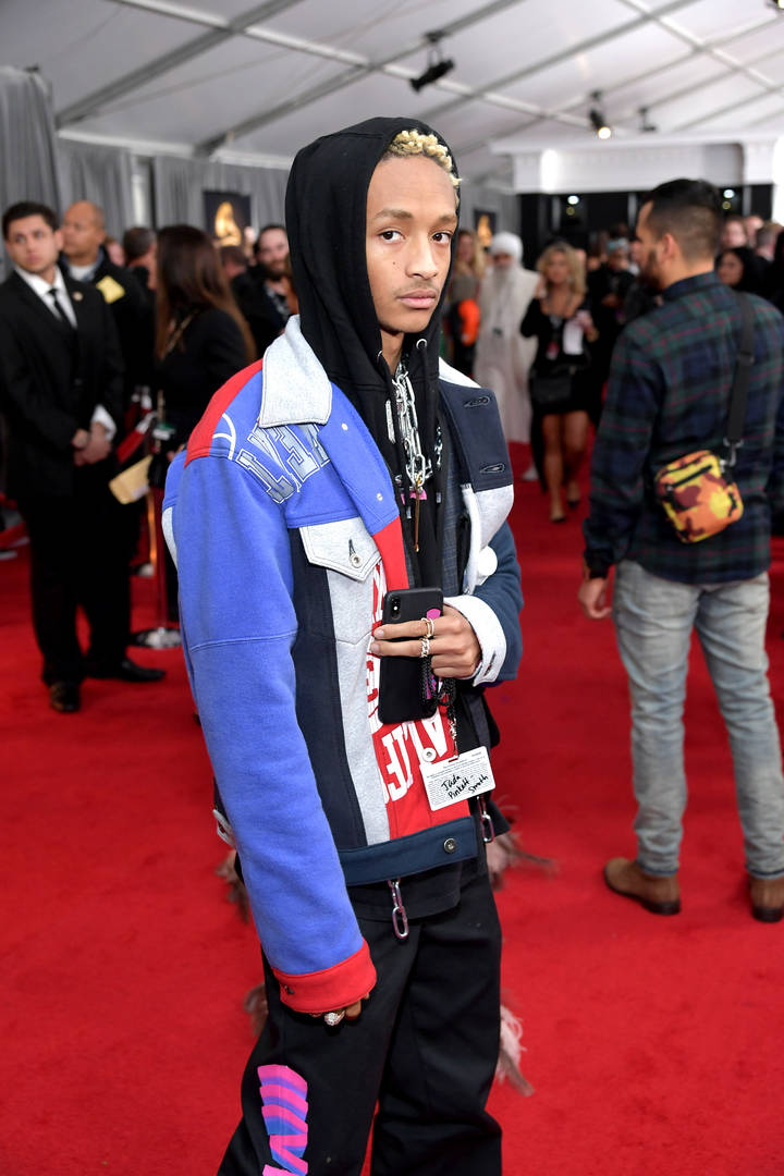 "Jaden Smith Names The Artists Who He Says ""Musically Raised"" Him"