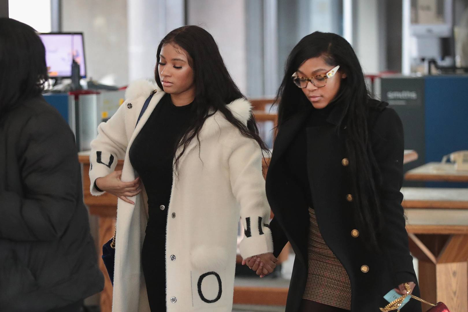 R Kelly's Girlfriends Clarify Their Living Situation After Reports They Were Evicted