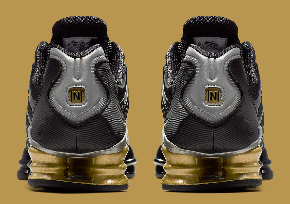 Neymar Jr. x Nike Shox Releasing In New Colorway: Official Photos
