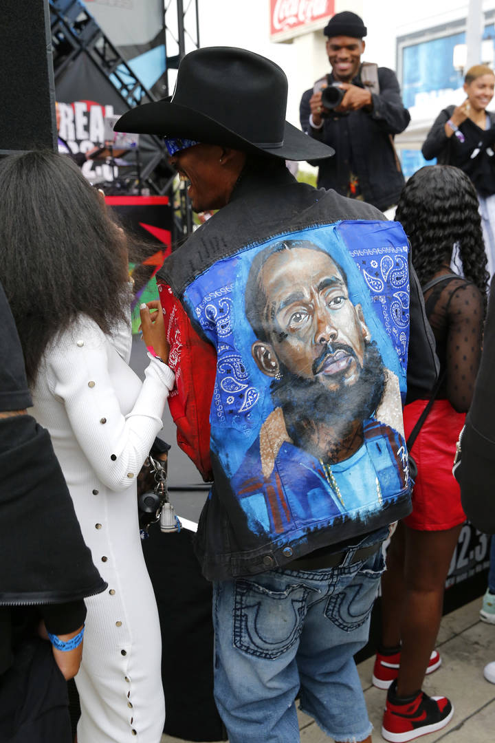 LAPD Launches Internal Affairs Investigation In Connection To Nipsey Hussle's' Murder: Report