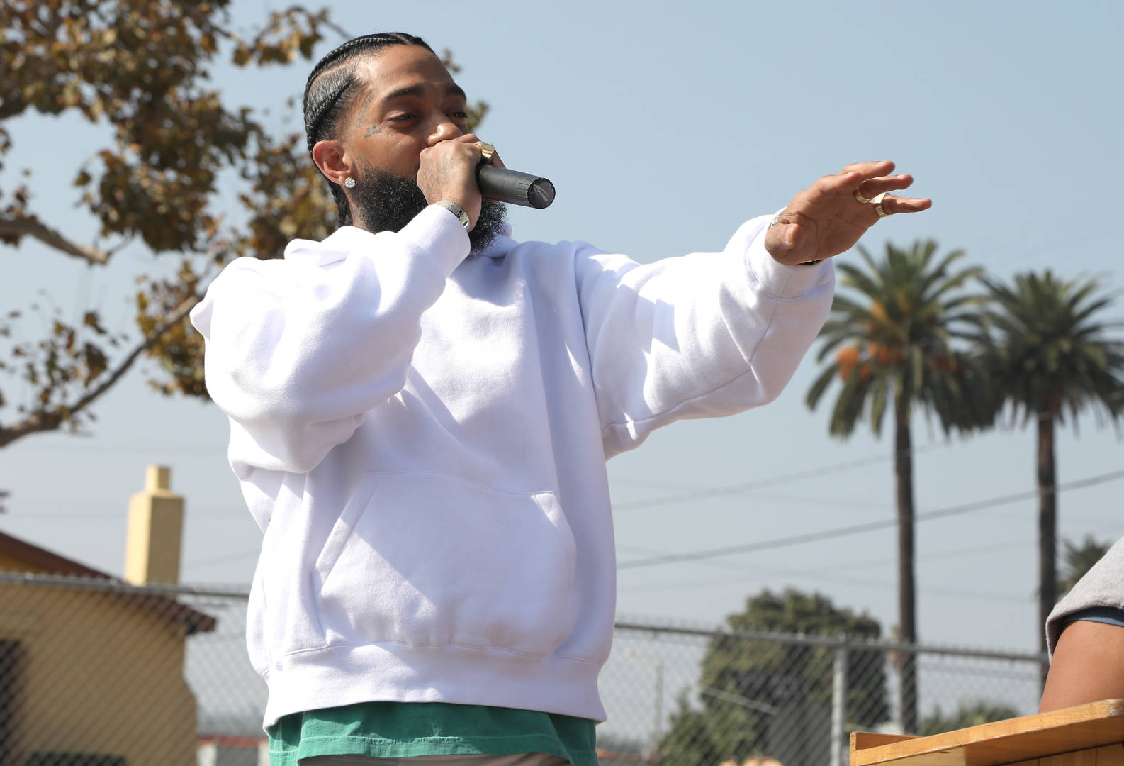 Mustard Shares Heartbreaking Footage Of Nipsey Hussle Studio Session