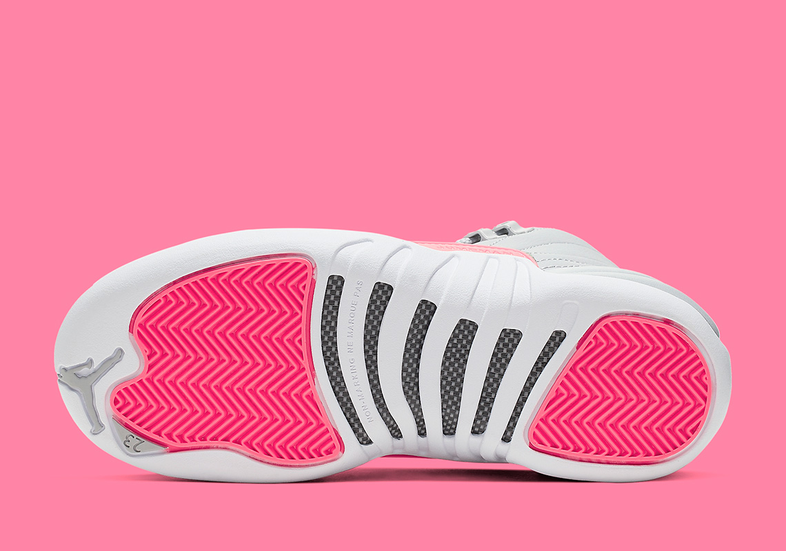 "Air Jordan 12 ""Racer Pink"" Dropping This Week: Release Details"