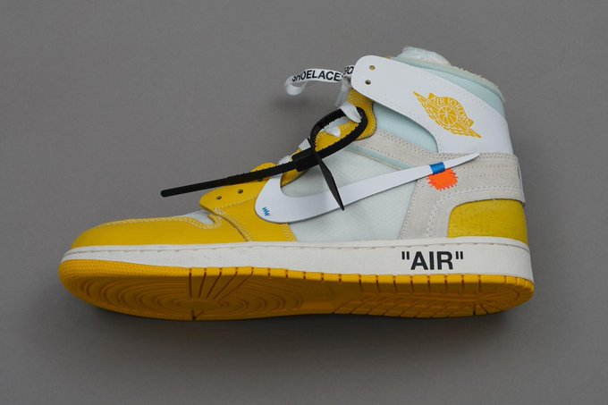 size 40 0f79a c28f7 Off-White x Air Jordan 1 and Air Jordan 4 Samples Resurface ...