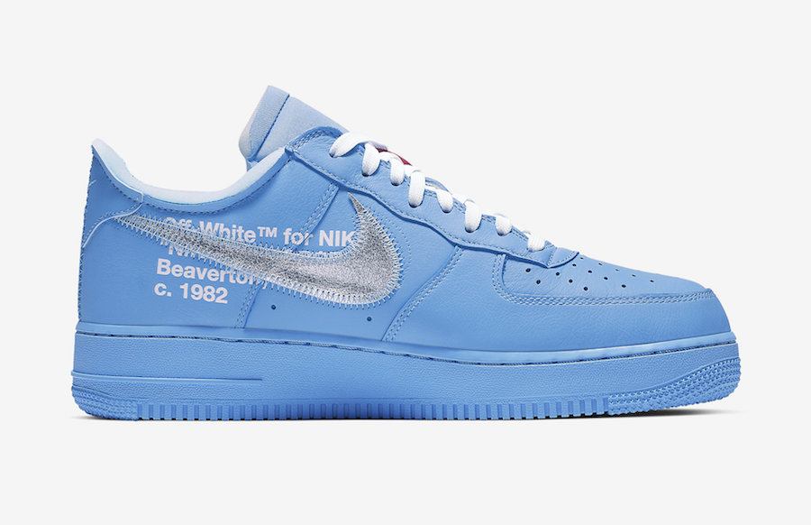 f1c6e6db Off-White x Nike Air Force 1 Low