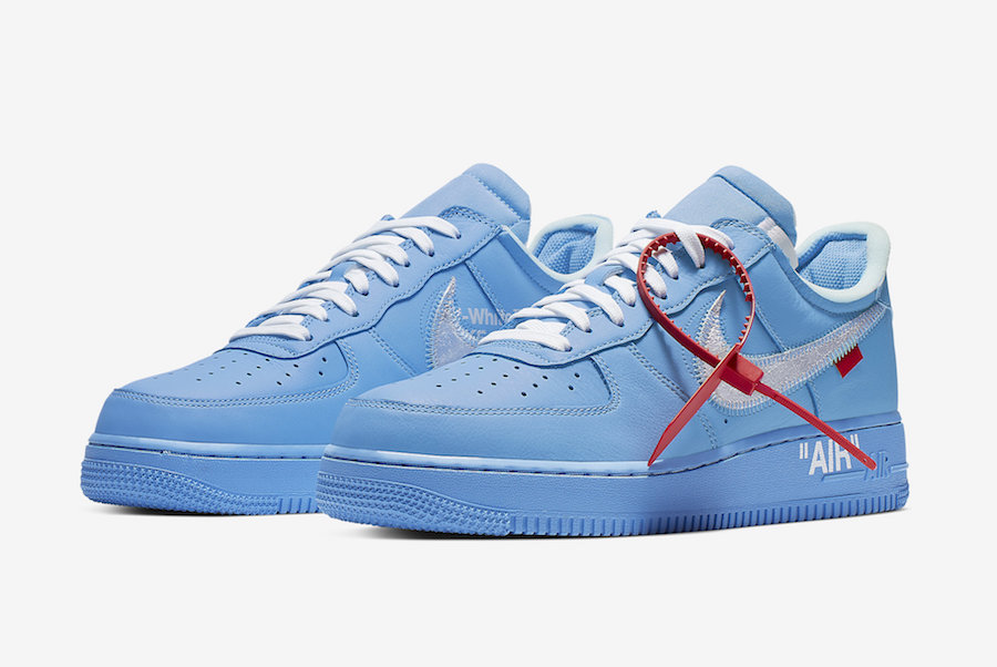 56abc2dec700 Off-White x Nike Air Force 1 Low