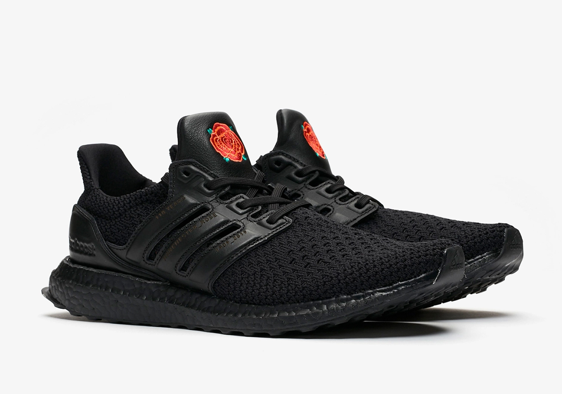 competitive price 93bad ef85d Adidas Releasing Manchester United Inspired UltraBoost OG ...