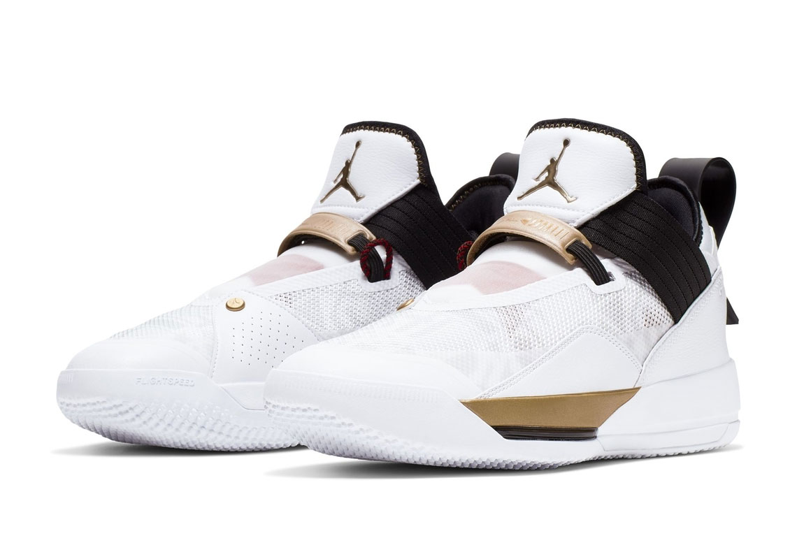 "Air Jordan 33 SE ""FIBA"" Coming Soon: First Look"