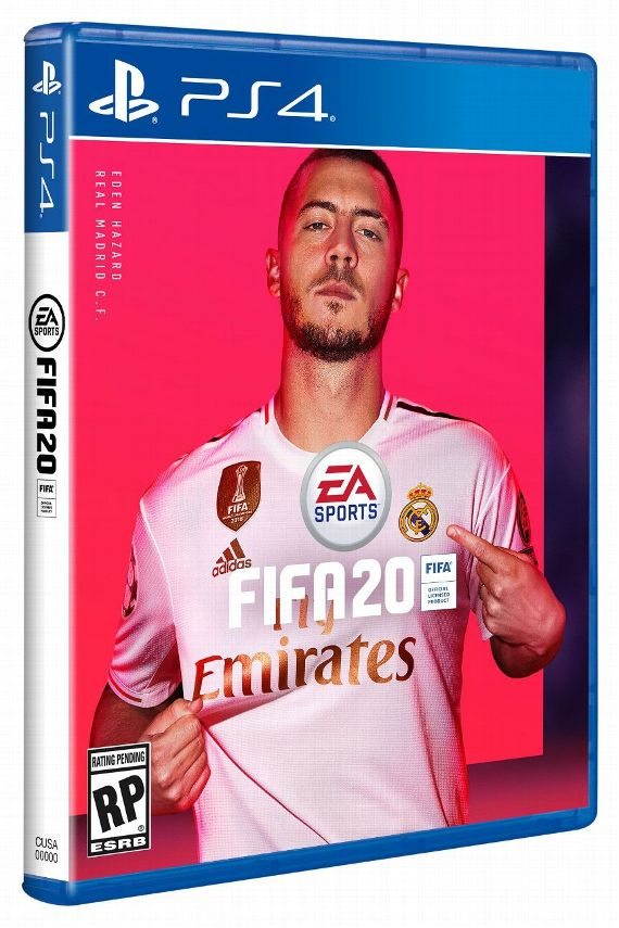 FIFA 20 Cover Stars Revealed: First Look