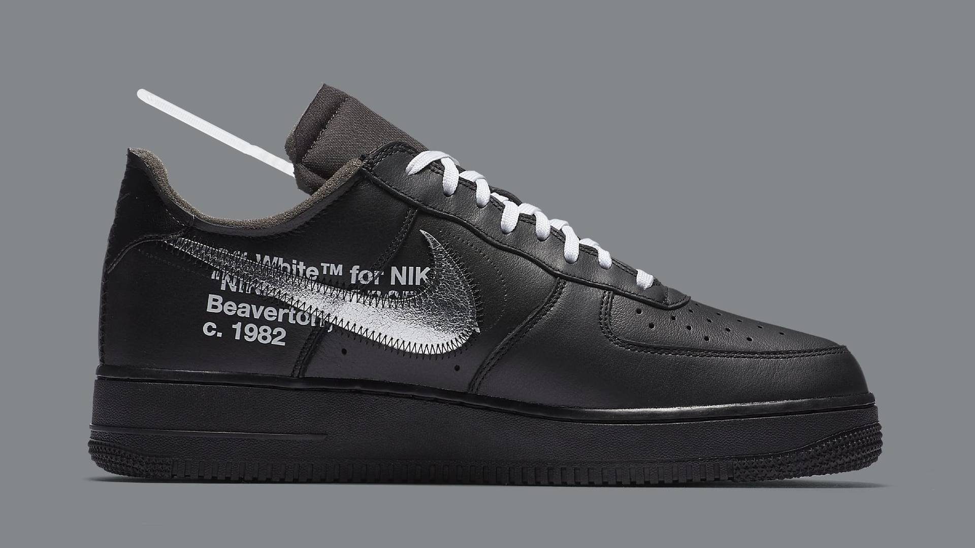 best service 3cfc3 1e73b Off-White x Nike AF1 Low