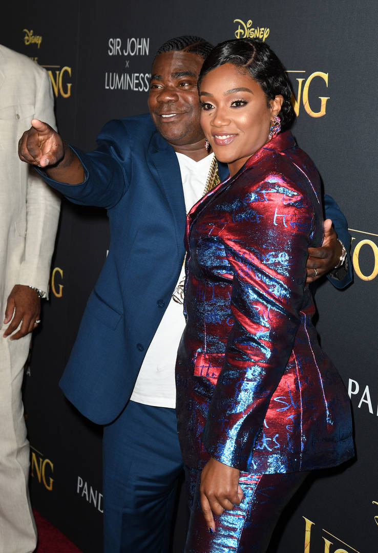 """""""The Lion King"""" Red Carpet Round-Up: Beyoncé, Donald Glover, Chance The Rapper, & More"""