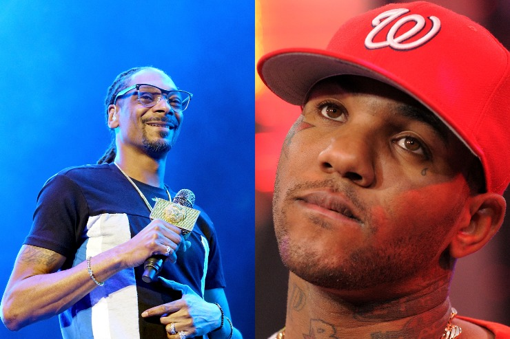 The Game & Snoop Dogg Have A West Coast Reunion