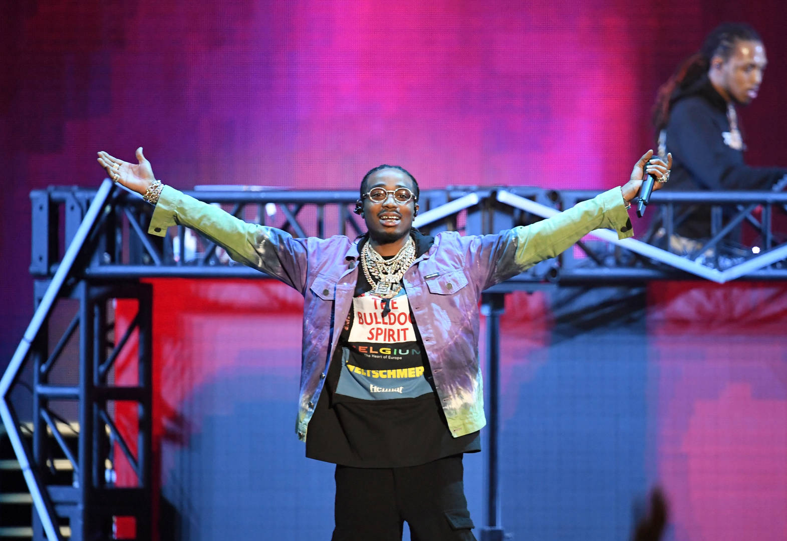 Quavo Says He Was Harassed By Swedish Cops, Supports A$AP Rocky