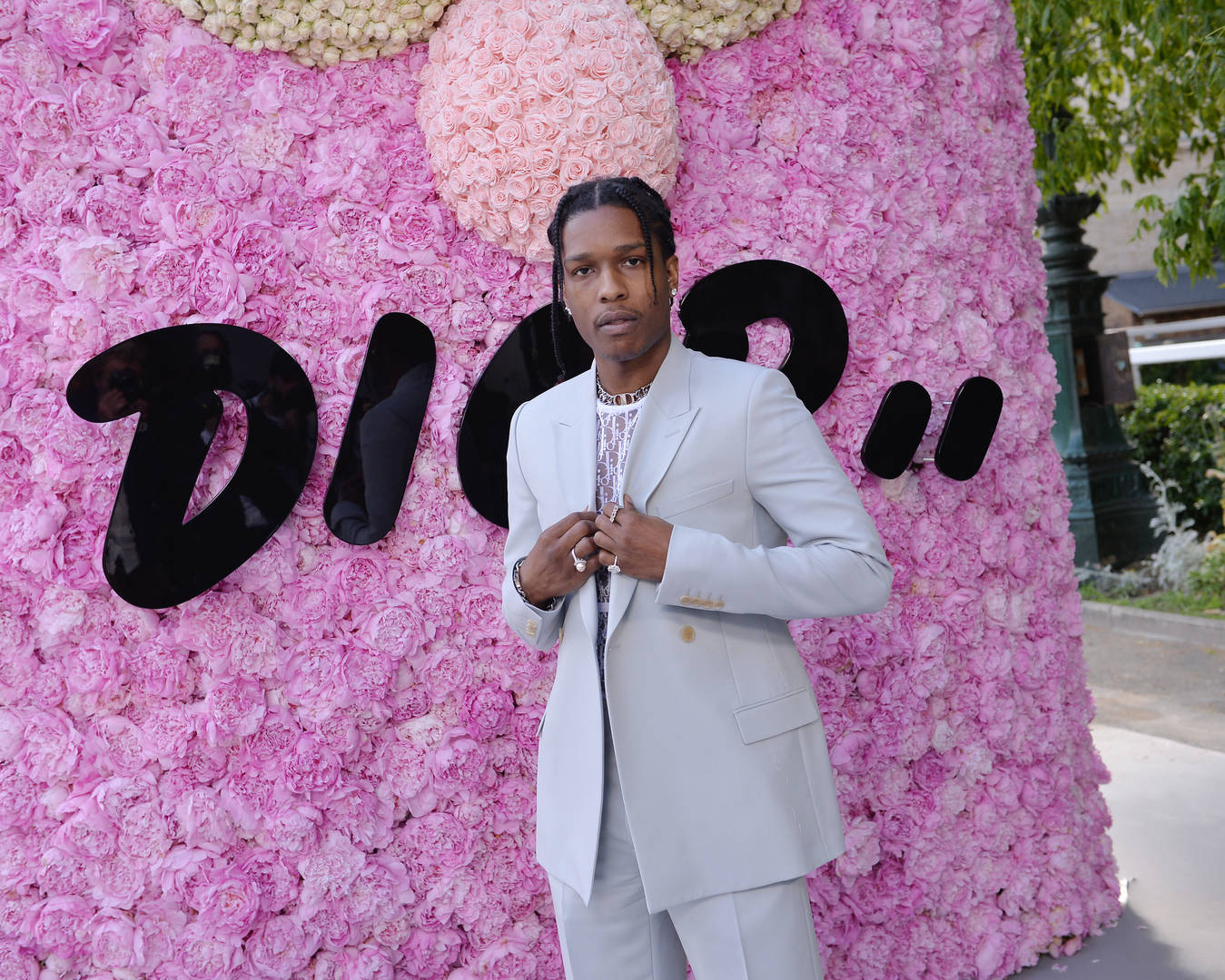 A$AP Rocky charged with assault over fight in Sweden