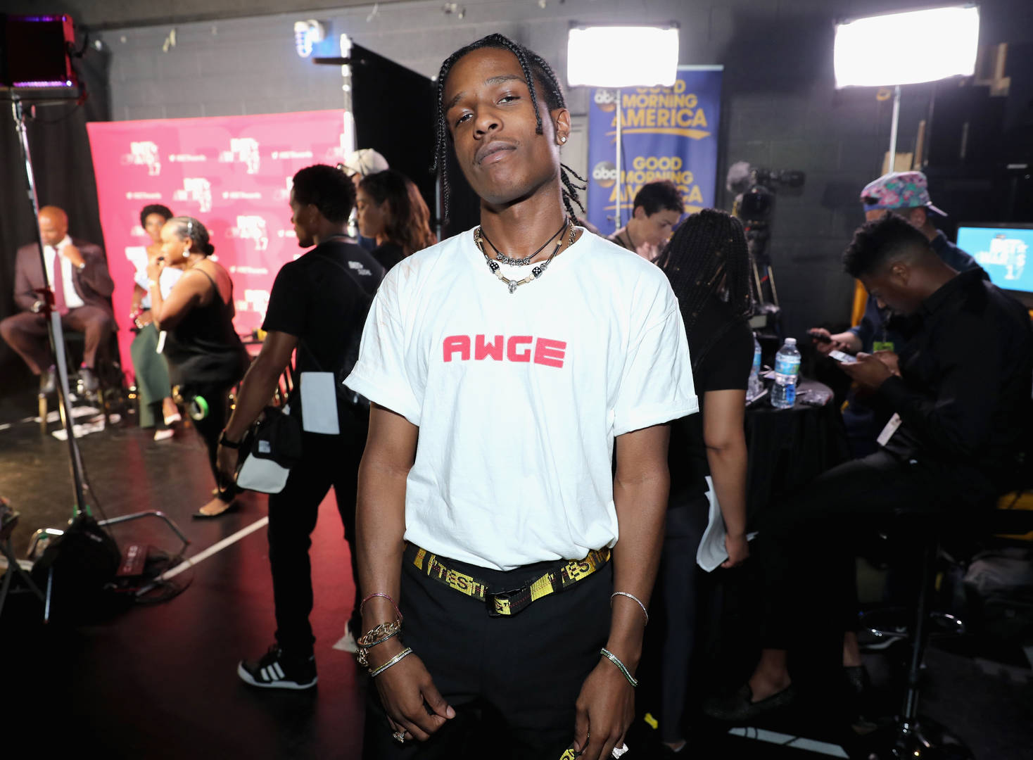 Manager says A$AP Rocky is being held at 'inhumane' Swedish prison