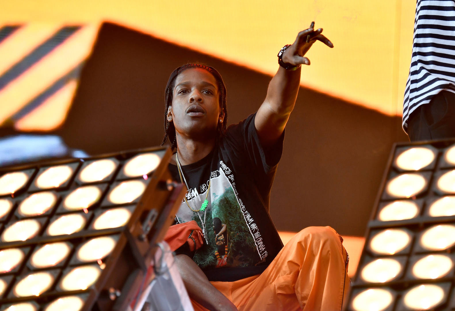 A$AP Rocky Issues Statement Via His Lawyer: Report