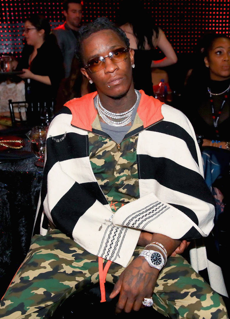 Young Thug Changes Upcoming Album Title
