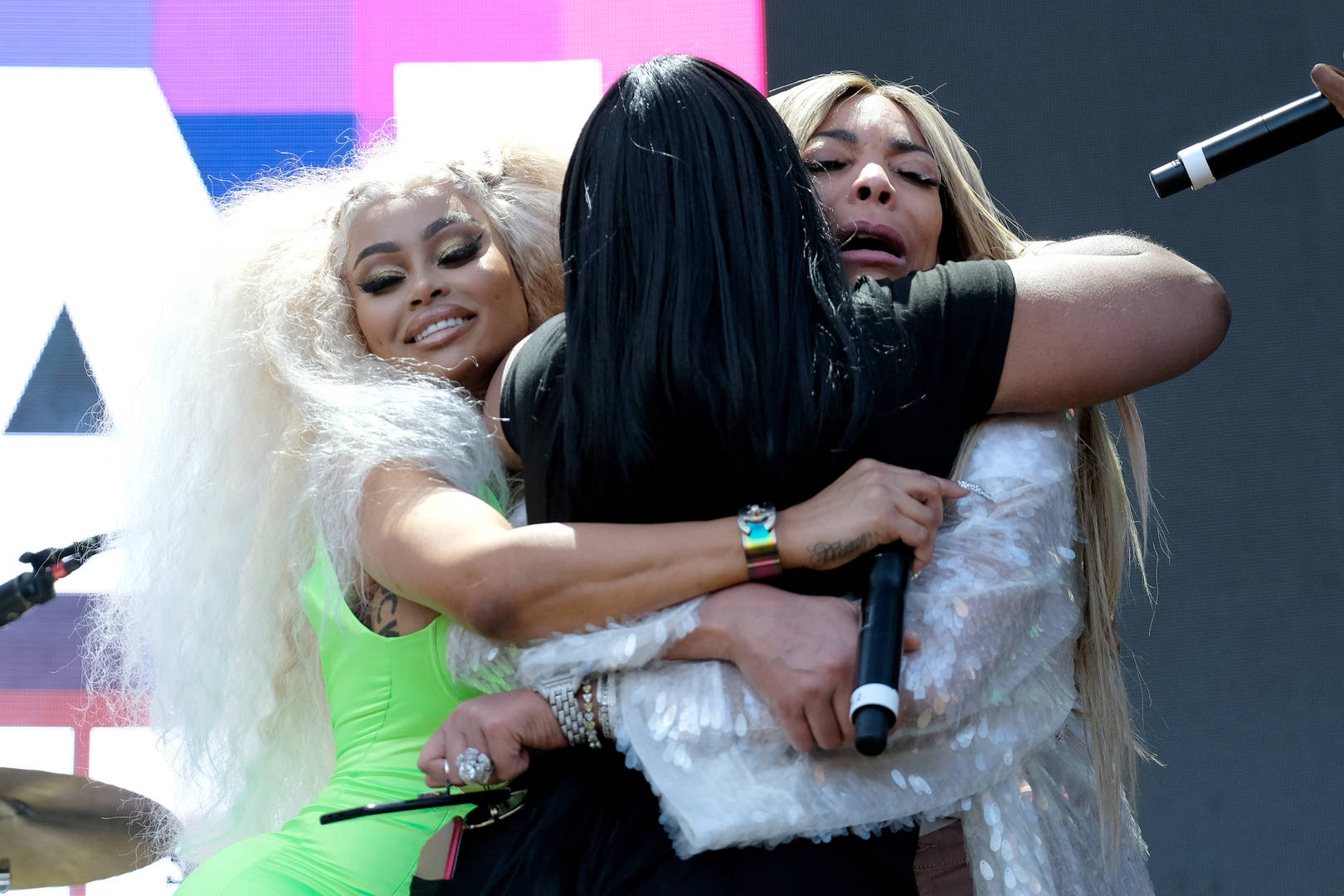 Blac Chyna Gives Her Mom A Slap In The Face With Wendy Williams Photo