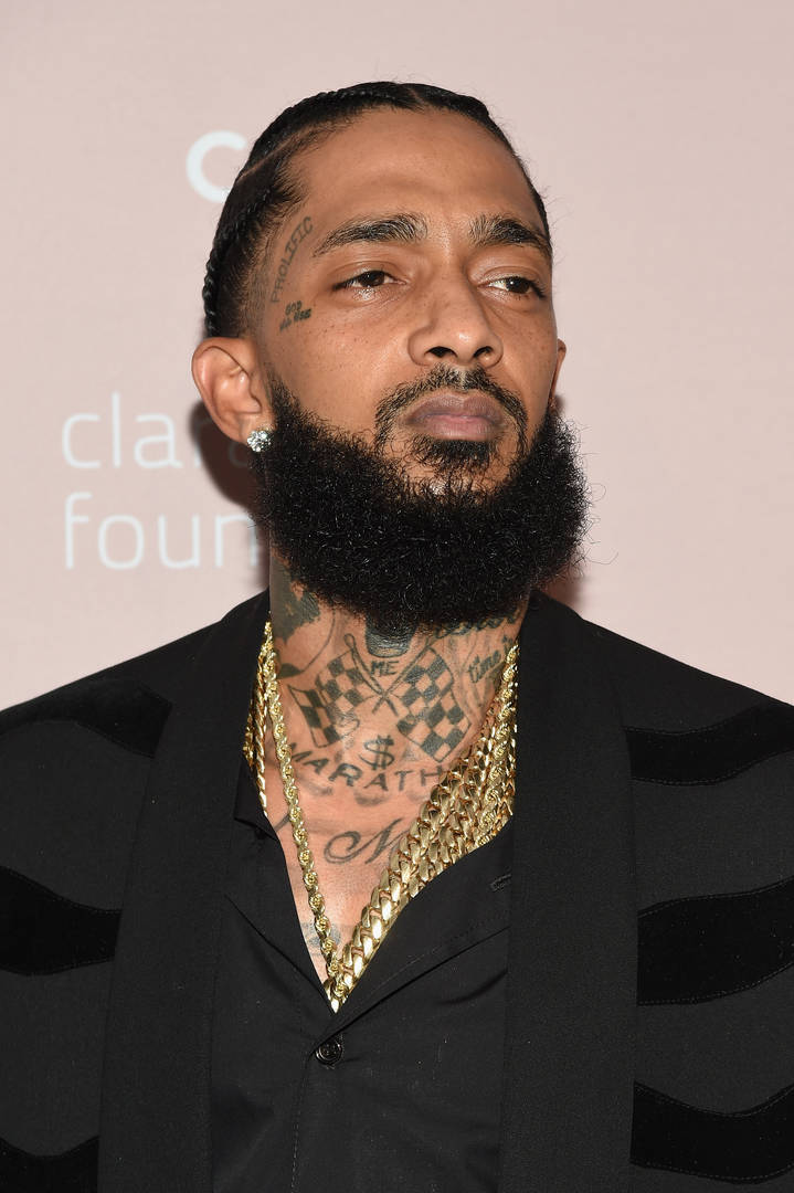 "Nipsey Hussle Raps About 6ix9ine Snitching On Rick Ross' ""Port Of Miami 2"""