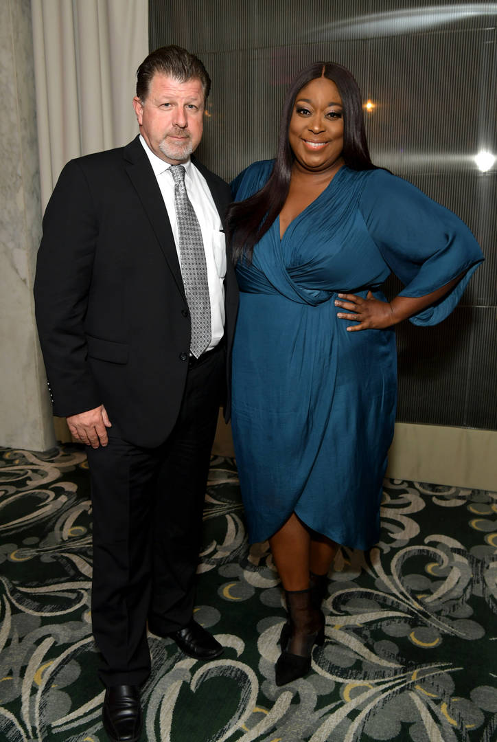 Loni Love Calls Out Double Standard After Backlash For Having White Boyfriend