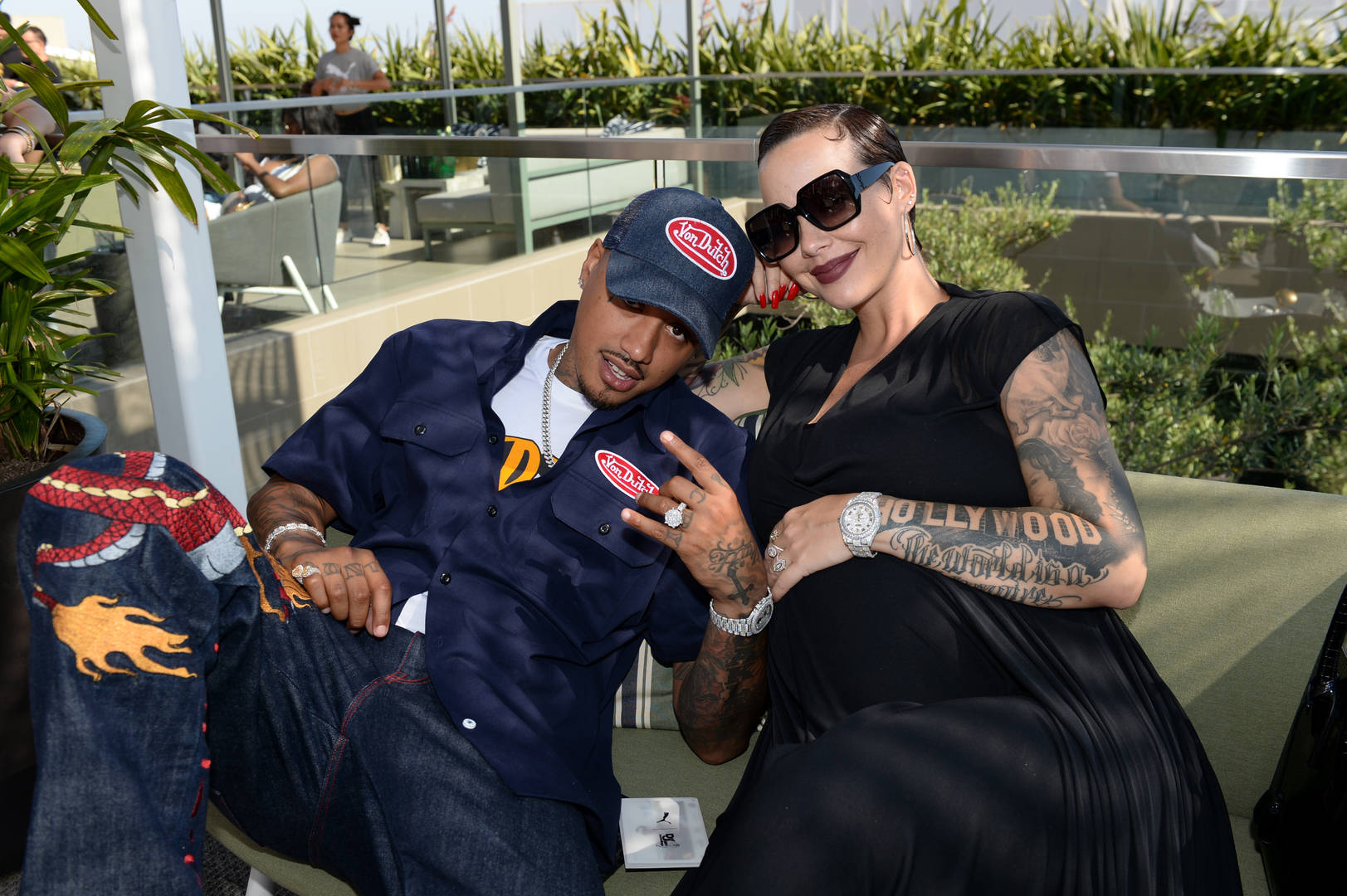 """Amber Rose Details Further Why She Dropped Out Of SlutWalk: """"F*ck Fake Friends"""""""