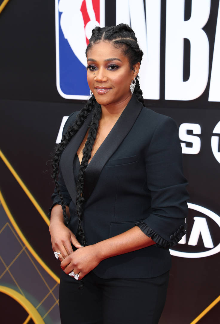 Tiffany Haddish Explains How To Manipulate The Media To Get Herself A Date
