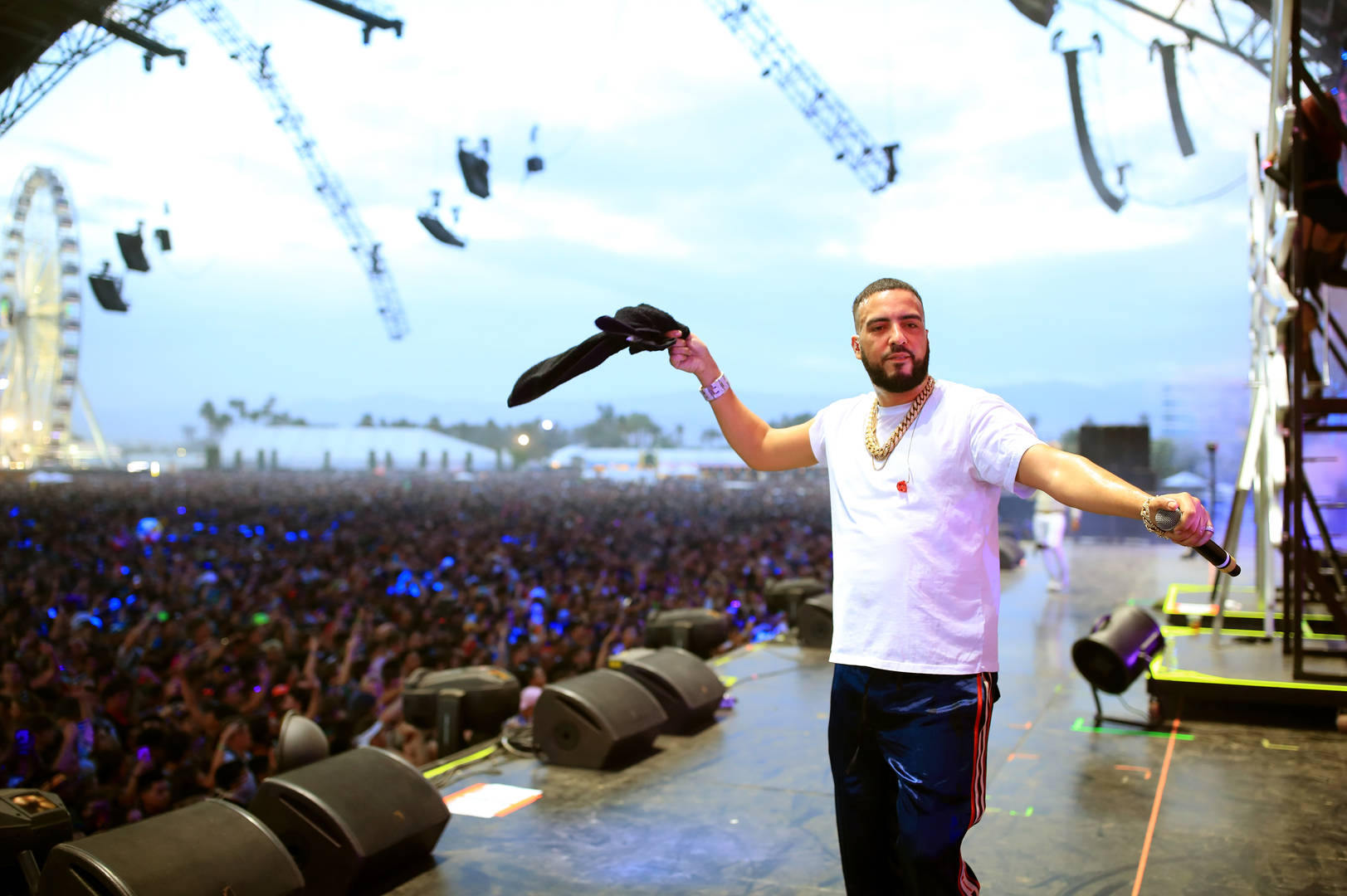 """French Montana Proudly Declares Himself """"Waviest In The Game"""""""