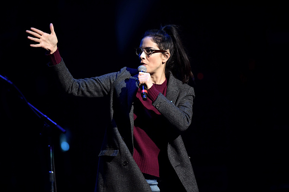 "Sarah Silverman Says She Got Fired From A Film Production Over ""Blackface Sketch"""