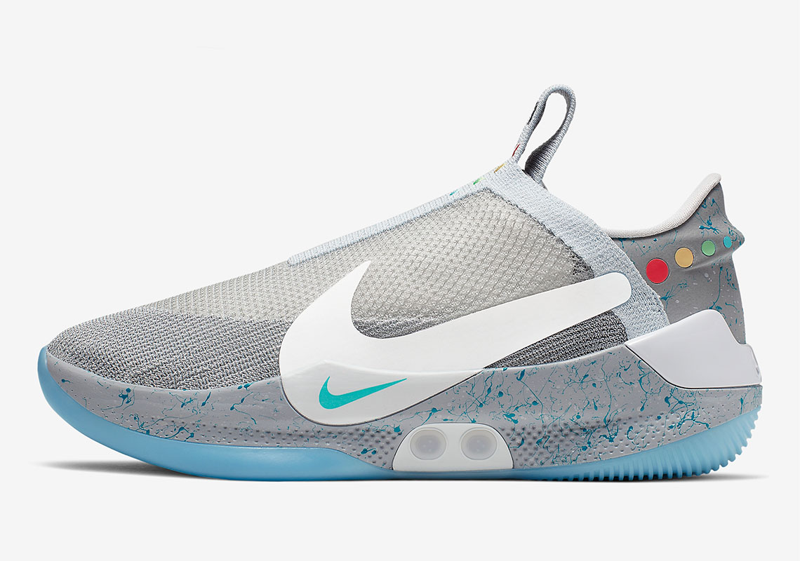 "Nike Adapt BB ""Air Mag"" Restock Announced: Release Details"