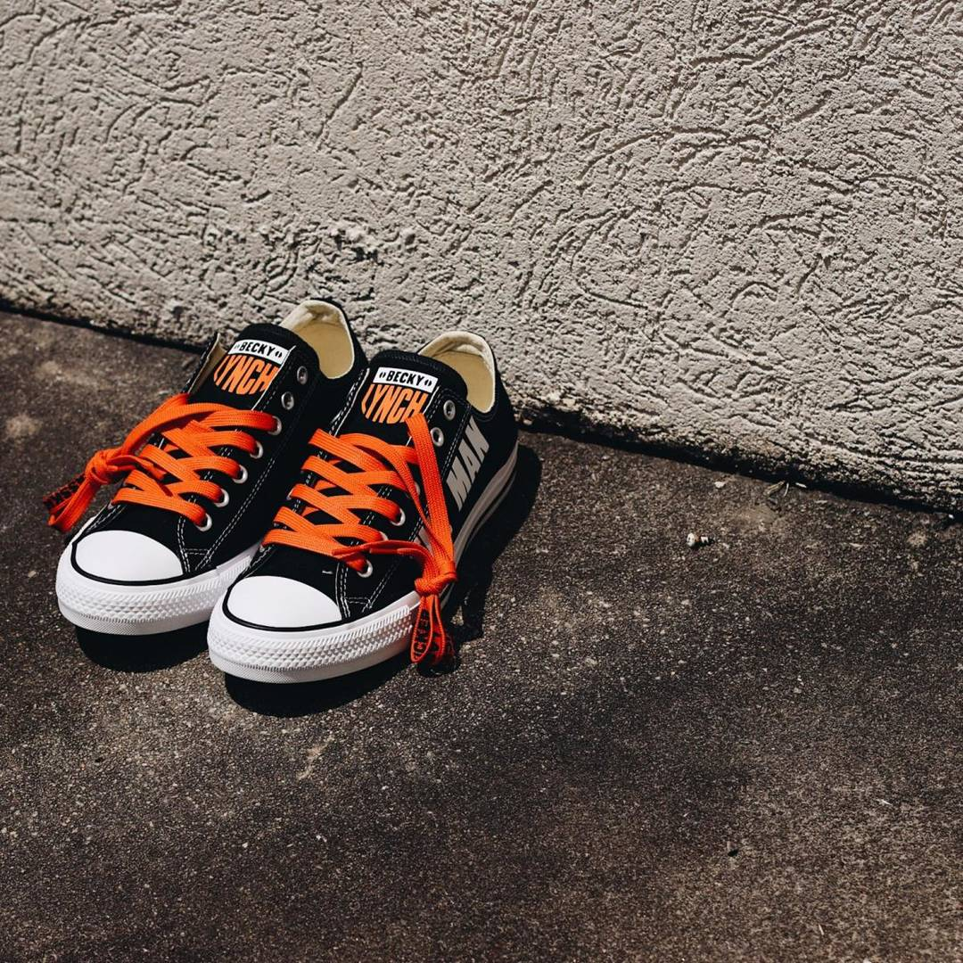 WWE x Converse Unveil Sneaker Collab Ft. Becky Lynch, Kofi Kingston & More