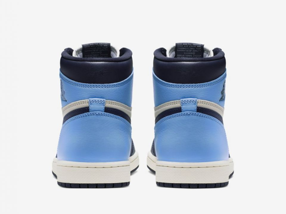 "Air Jordan 1 ""Obsidian/UNC"" Releasing Today: Early Purchase Links"