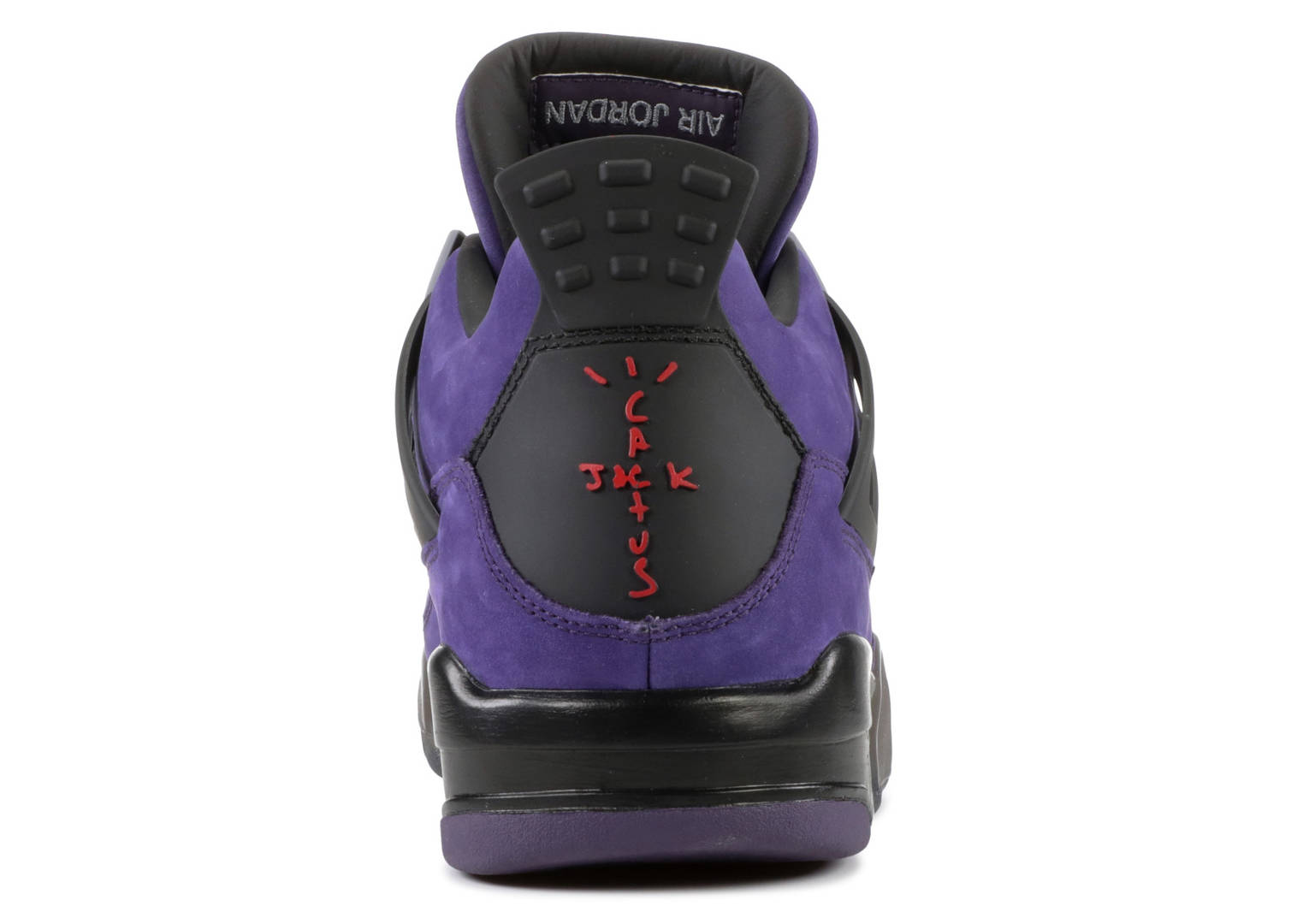 Travis Scott's Rare Air Jordan 4 Collab Revealed In Video