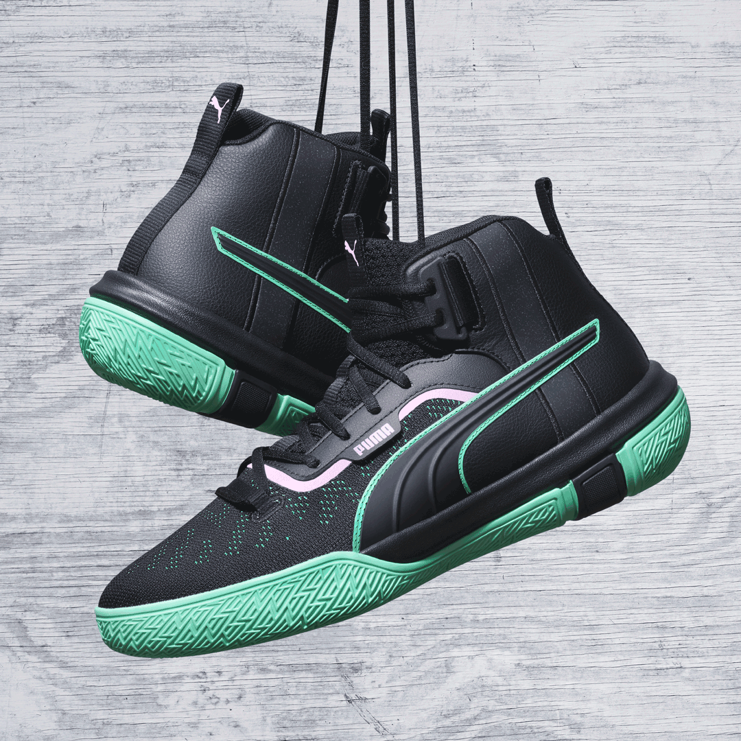 PUMA Basketball Introduces New Silhouette: The PUMA Legacy