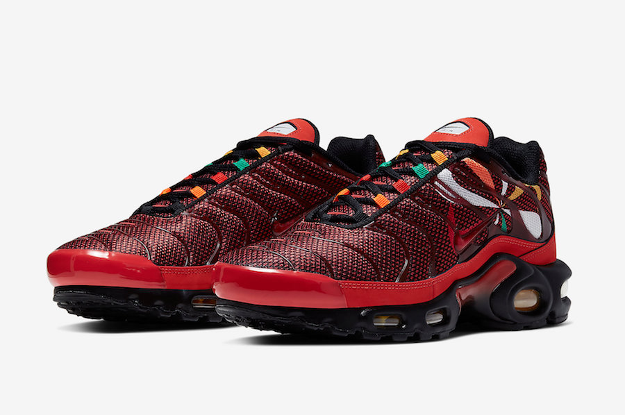"Nike Air Max Plus, Air Max 97 Featured In Upcoming ""Sunburst"" Pack: Release Info"