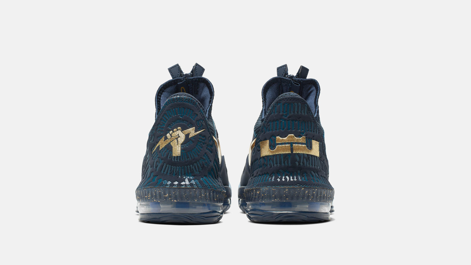 Titan x Nike LeBron 16 Low Agimat Release Date Announced: Official s