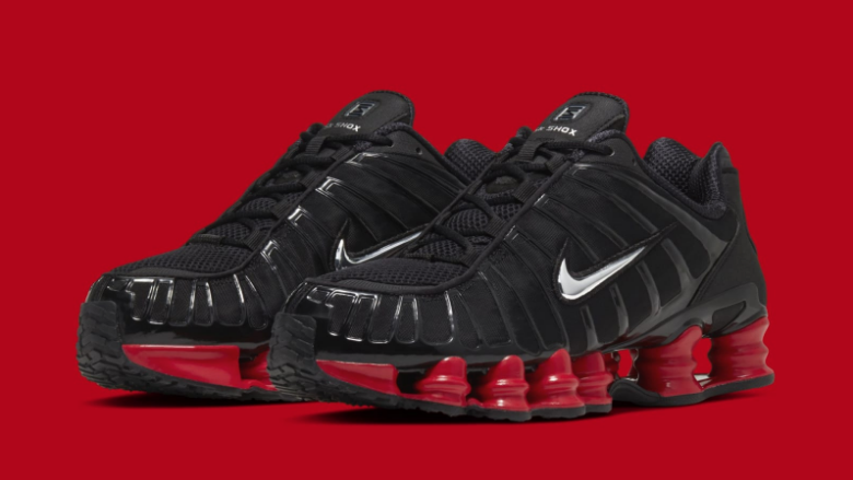 Skepta x Nike Shox TL Collab Release Date Updated: Official