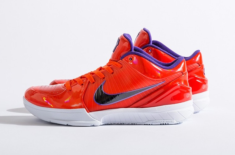 """Nike Kobe 4 """"Birthday Pack"""" Collab Releasing Today: Details"""