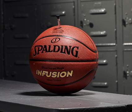 "Kobe Bryant & Spalding Bringing Back The ""Infusion"" Basketball For Mamba Day"