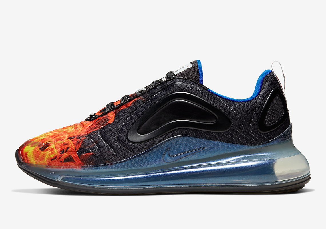 """Nike's Limited """"Space Capsule"""" Pack Includes A Fiery Air Max 720: Official s"""