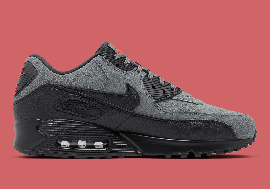 Nike Air Max 90 Returns In Stealth Colorway: Official Images