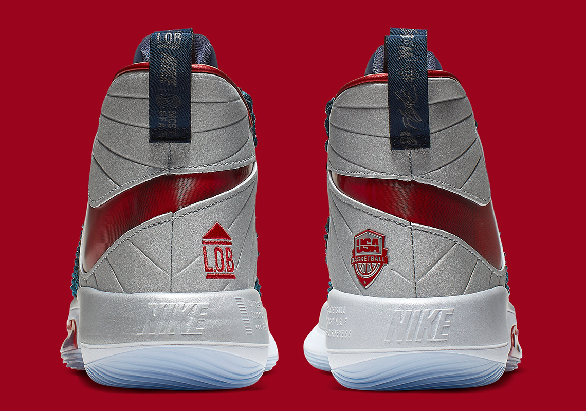 """Vince Carter's Iconic Olympic Moment Inspires Nike Alphadunk """"Dunk Of Death"""""""
