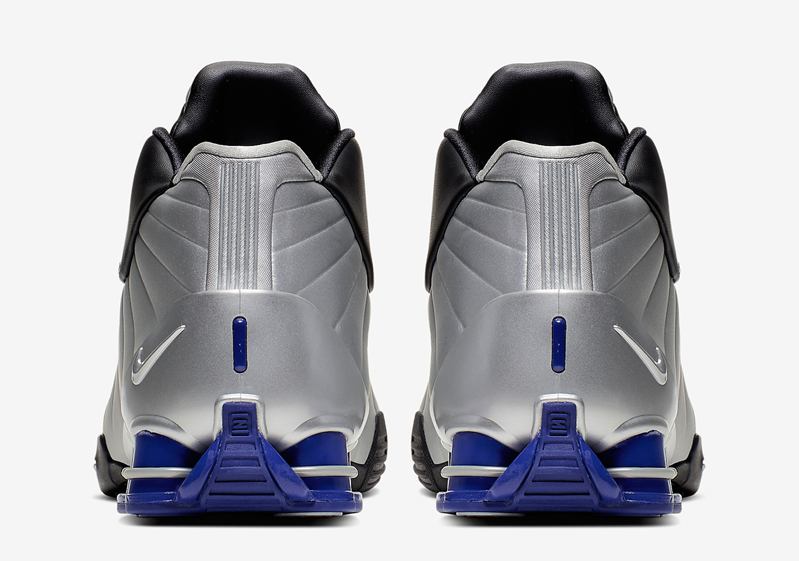Vince Carter's Nike Shox BB4 Returning In Classic Colorway: Official Images