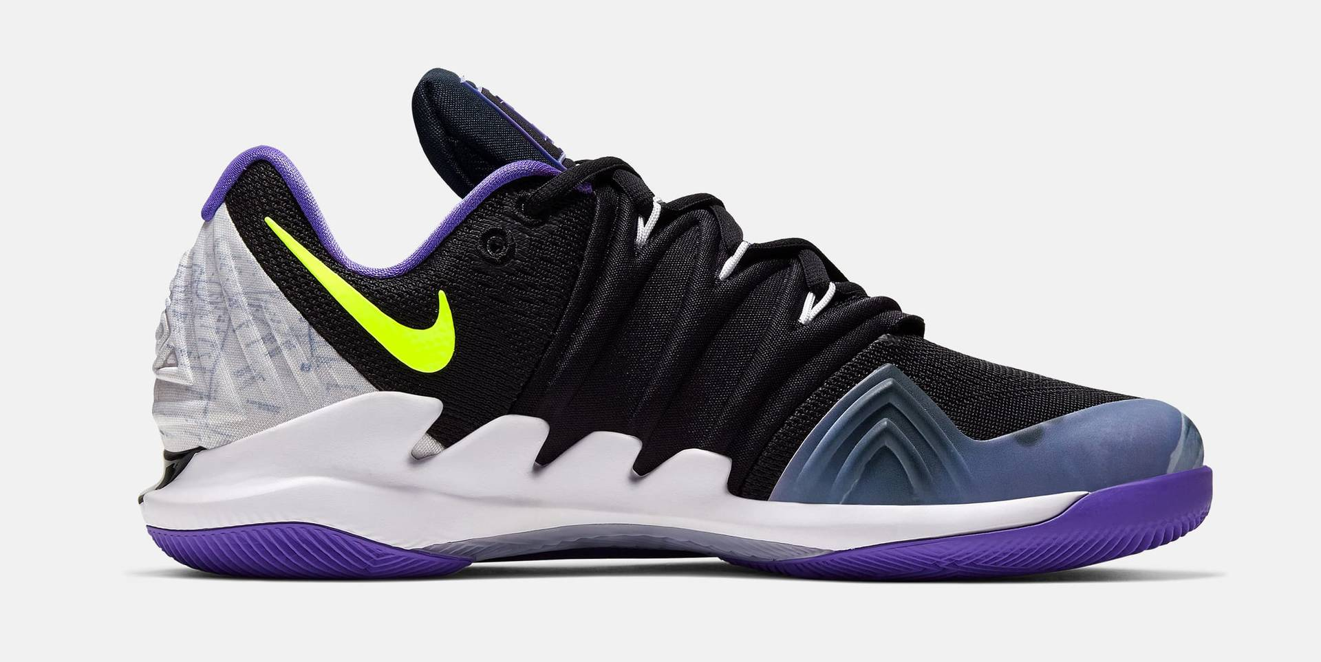 Nike Kyrie 5 Tennis Hybrid Sneaker Releasing For U.S. Open: First Look