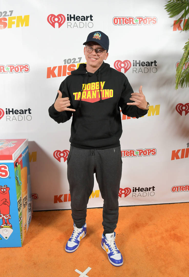 Logic Announces His First Son With Fiancee Brittney Noell