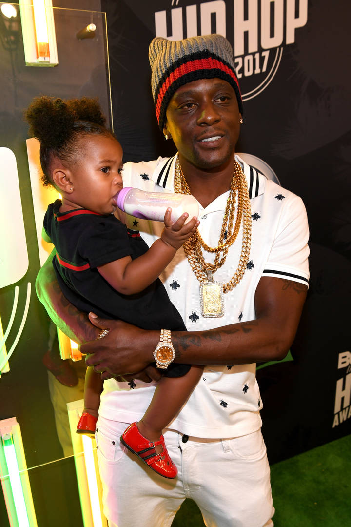 Boosie Badazz Hit With Two Felony Charges Related To Recent Arrest: Report