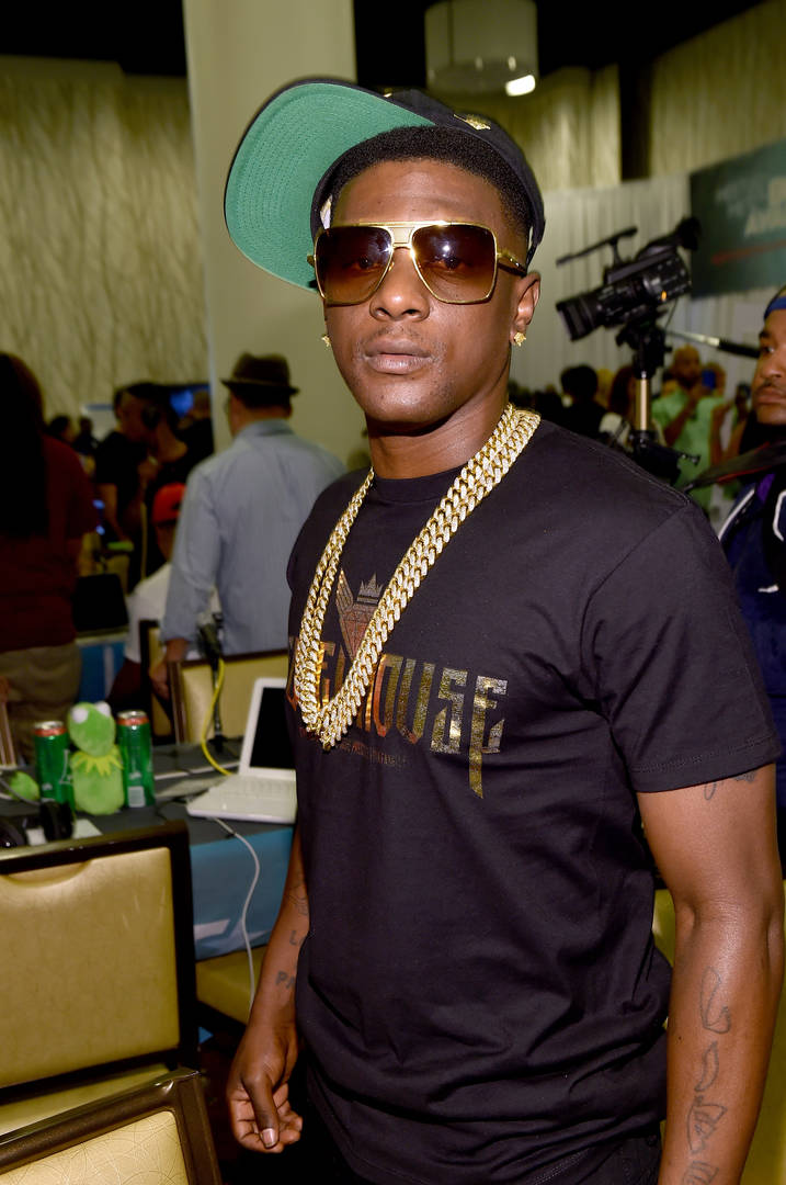 Boosie Badazz Explains Why He Beats Up His Children