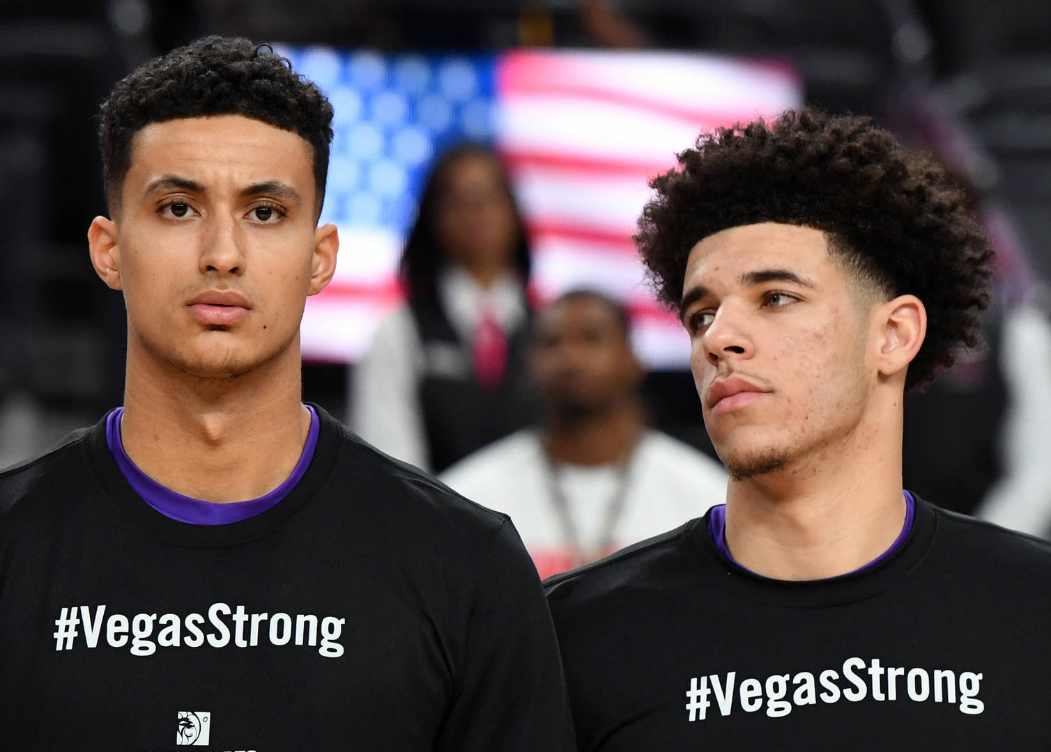 Kyle Kuzma believes he can be the Lakers' third superstar