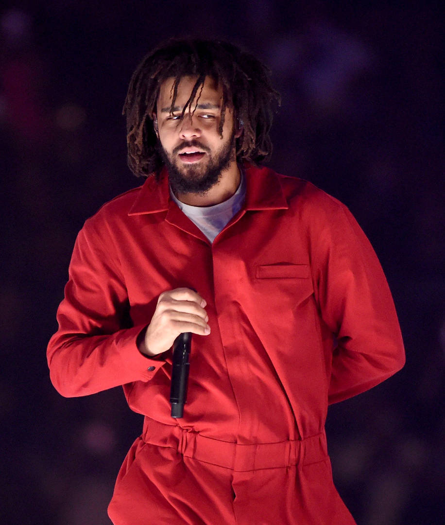 J. Cole Urges The NFL To Give Colin Kaepernick His Job Back