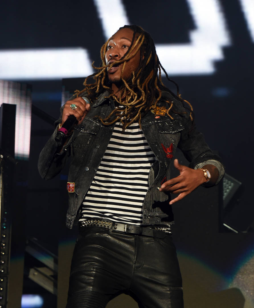 """Future Officially Goes Gold With """"The WIZRD"""""""