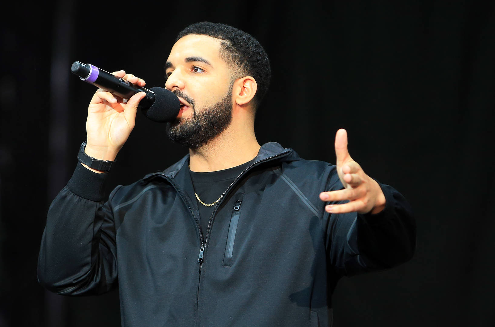Drake Gets Beatles Tattoo to Celebrate Chart Record