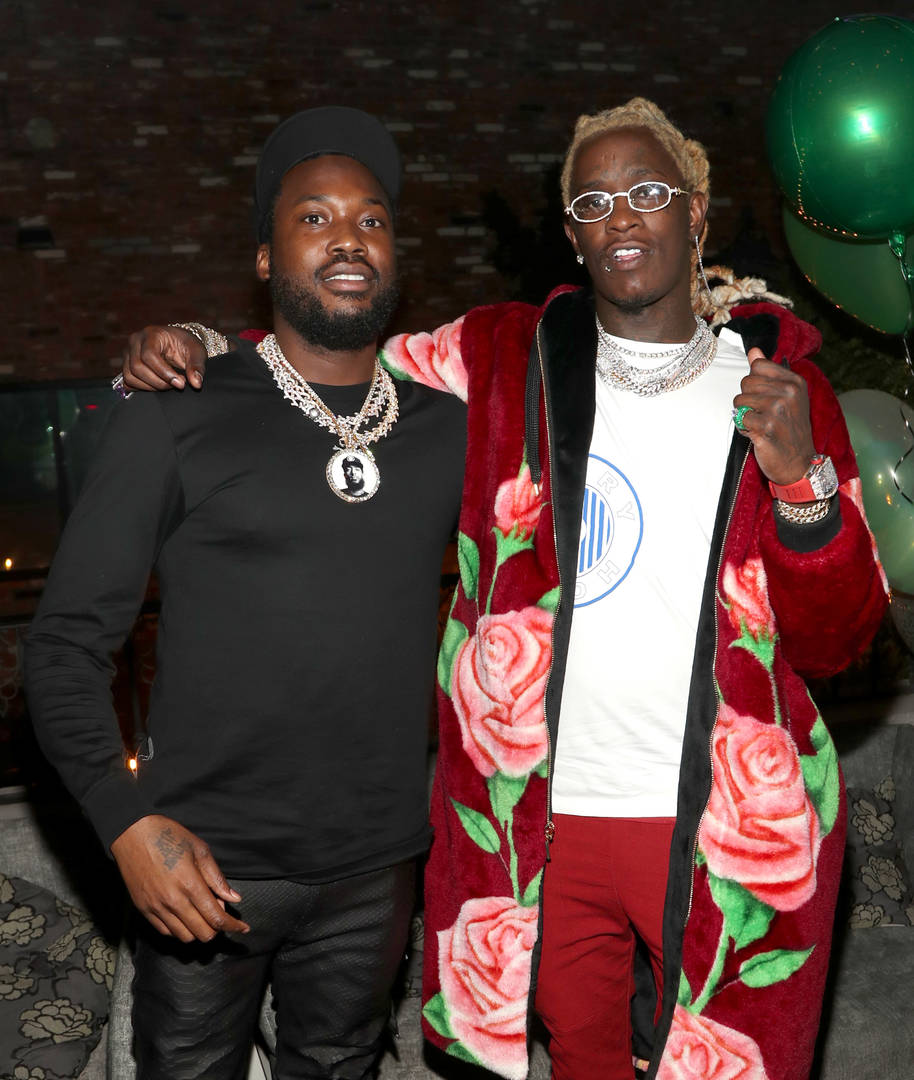 "Young Thug Hosts Celebrates ""So Much Fun"" With Birthday Extravaganza"